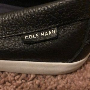 Cole Haan Shoes - Black loafers